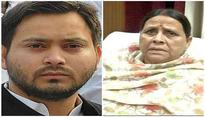 ED asks Tejashwi Yadav, Rabri Devi to appear on 20-24 November