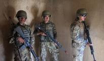 U.S. troops are back in restive Afghan province, a year after withdrawal