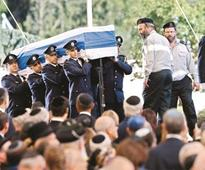 World leaders mourn as Shimon Peres laid to rest