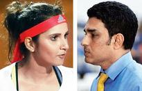 Warring Sania and Sanjay set twitter on fire