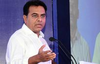 Efforts for 33 per cent Green cover: KTR