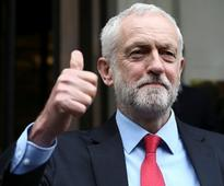 Labour leader Jeremy Corbyn edges past Theresa May in UK popularity ratings for prime minister