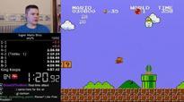 Gamer blitzes through Super Mario Bros in less than five minutes (VIDEO)