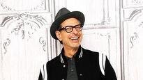 A true one-off, Jeff Goldblum is back