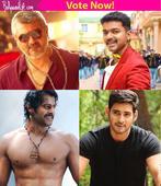 Prabhas, Vijay, Mahesh Babu, Ajith Kumar  Which South superstar has the CRAZIEST fan mania?