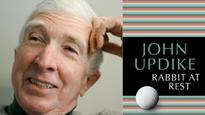 John Updike on imperfect characters and the American dream