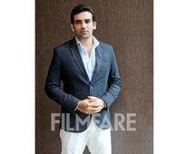 Zaheer Khan on his love for Bollywood