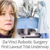 Da Vinci Surgical Robot Lawyers at Wright & Schulte LLC Note...