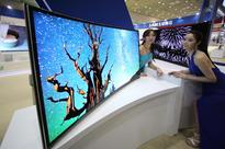 Samsung, LG vie for TV supremacy