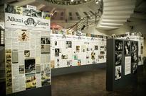 Attend a retrospective exhibition of Ebrahim Alkazi's theatre work