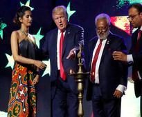 Trump gives India BFF status, praises Modi at Hindu American gig
