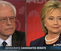 Low Numbers for MSNBC's Clinton-Sanders Debate