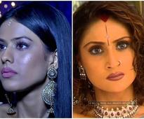 Nia Sharma, Urvashi Dholakia: Actresses with worst make-up on screen