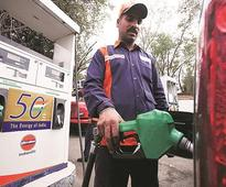 OMCs under pressure; Indian Oil, BPCL, HPCL down upto 4%