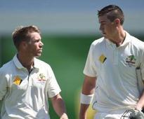 Saini dismisses openers before Australia advance to 81 for 2