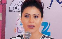 Being a writer is a very lonely job, says Kajol