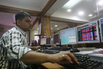 Indian shares end lower; financials drag
