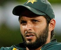 Shahid Afridi Looking Forward to Make a Come Back