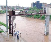 Flood risk: Around Leh, early warning system offline