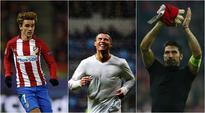 Cristiano Ronaldo, Antoine Griezmann make World 11 list, Wayne Rooney left out