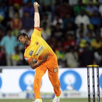 Daily wager's son Natarajan: From tennis ball to IPL big bucks