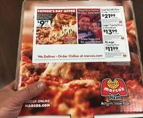 Marco's Pizza is Looking for Magnifico Fathers