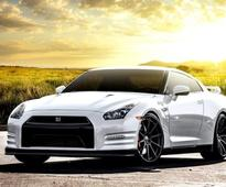 2016 Auto Expo: Nissan GT-R showcased in India