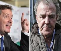 Piers Morgan says long-time foe Jeremy Clarkson and ex-Top Gear cast are no longer 'big stars'