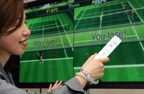 Behold the most insane Wii tennis rally you'll ever see