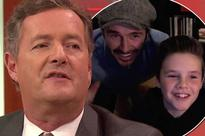 Piers Morgan reflects on Cruz Beckham criticism and STILL slates 'repulsive' pop career