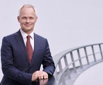Dr. Christoph Grote awarded honour for