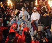 Farhan Ritesh go all out to promote Fukrey