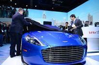 LeTV helps give Aston Martin a 'tech' makeover