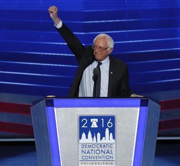 Big boos and big cheers: A mixed bag at the Democrat convention