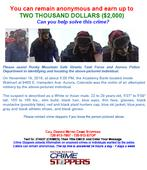 Crime Stoppers release photos of Aurora bank robbery suspect
