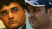 WATCH: You cannot miss the first conversation between Virender Sehwag and Sourav Ganguly after 'setting' row
