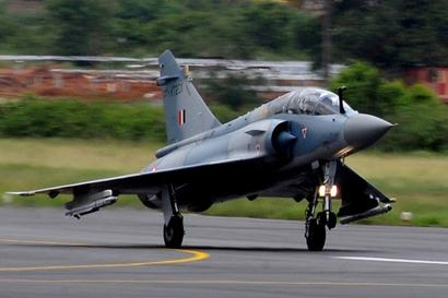First HAL FOC-upgraded Mirage 2000 takes flight
