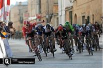 Team Dimension Data for Qhubeka steps onto first European podium this year