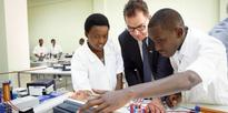 German minister wants Marshall Plan for Africa