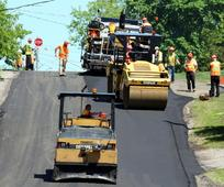 Province funds road projects