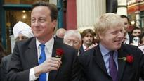 You should have stuck with me: David Cameron's revenge text to Boris Johnson