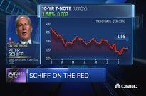 When it comes to rate hikes, the Fed has no stick: Peter Schiff