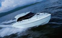 Toyota launches new boat, the Ponam-28V Premium Sports Cruiser
