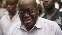 Ghana opposition leader wins presidential election, radio stations say