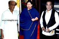 Rajinikanth and Kamal Haasan wish CM Jayalalitha