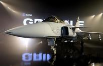 Saab pitches modern combat jet plant in India in two-horse race with Lockheed