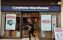 Carphone Warehouse to close hundreds of UK stores