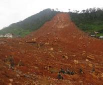 Sierra Leone mudslide: Death toll touches 600