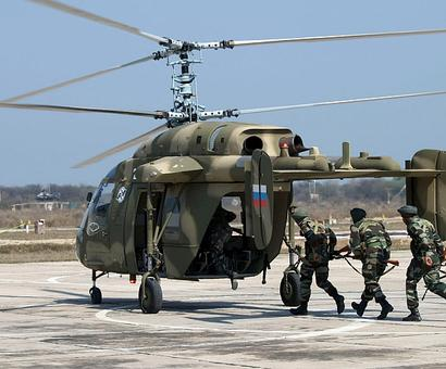 'Contract for 200 Kamov 226T choppers to be signed by Q1 2018'