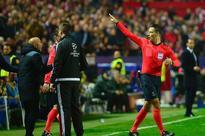 Sevilla defender Nicolas Pareja blames Mark Clattenburg for 3-1 defeat by Juventus